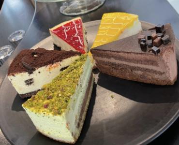 Cafe Mango Desserter