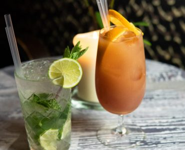 Cafe Mango Drinks